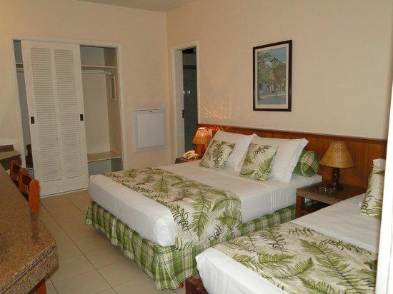 Ubatuba Palace Hotel: Apto Top Class