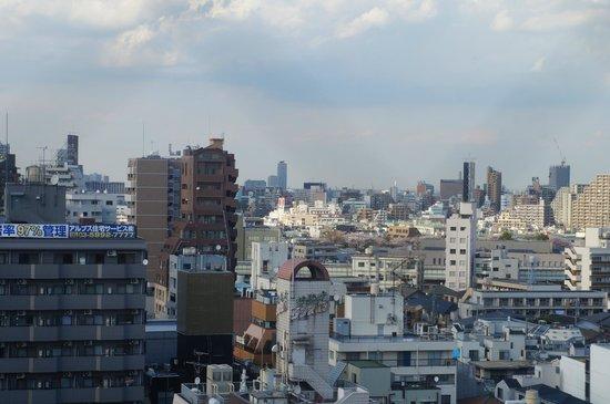 Toyoko Inn Ikebukuro Kita-guchi 1: View from the 13th floor
