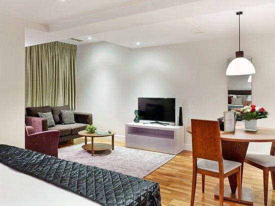 Cheval Harrington Court: One Plan Bedroom