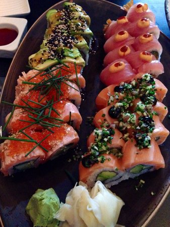 Sticks'n'Sushi: Sushi