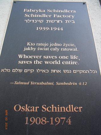 Oscar Schindler Essay