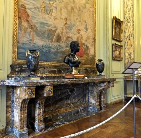Musée Nissim de Camondo : The dining room