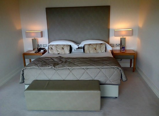 Aghadoe Heights Hotel & Spa: Bedroom