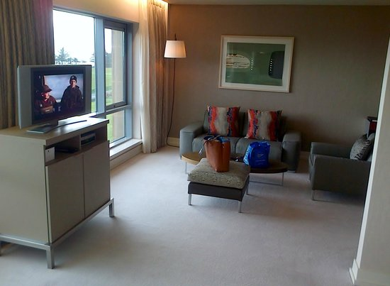 Aghadoe Heights Hotel & Spa: Sitting Room