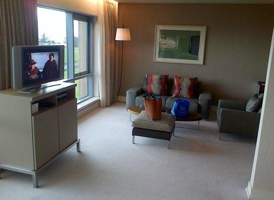 Aghadoe Heights Hotel & Spa : Sitting Room