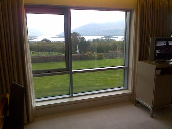 Aghadoe Heights Hotel & Spa: Room Windows