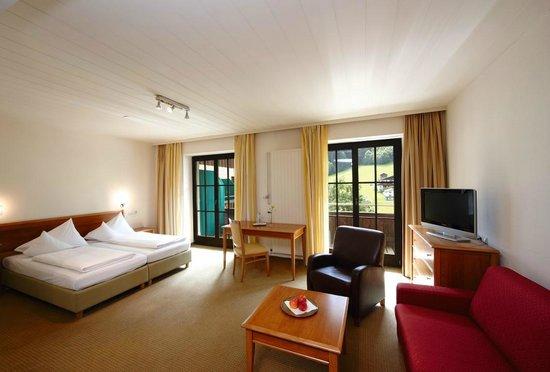 Hotel Scesaplana: Zimmer