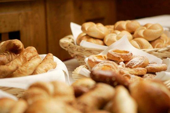 Hotel Scesaplana: Frühstück