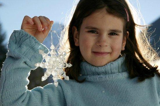 Hotel Scesaplana: Kinderbetreuung