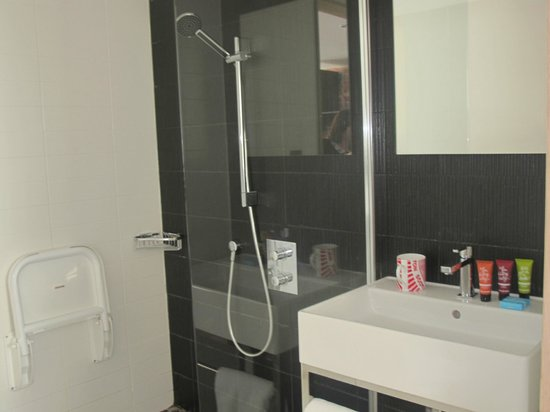 Grassmarket Hotel : Bathroom