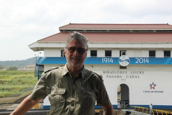 Panama Canal Tours : miraflores march 2014