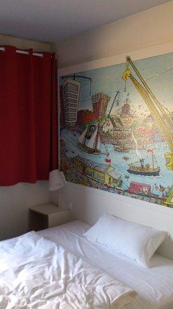 B&B Hotel Hamburg-Harburg: Decor