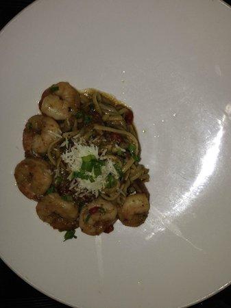 Spice Mill Restaurant: Cajun Shrimp Pasta