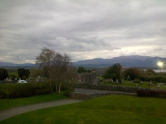 Aghadoe Heights Hotel & Spa: Killarney lakes