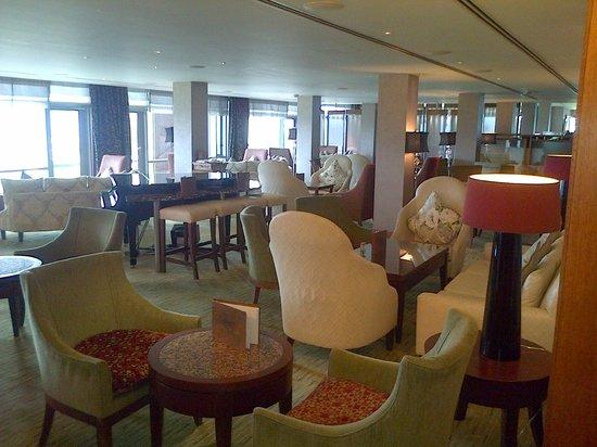 Aghadoe Heights Hotel & Spa: Dining Room Bar