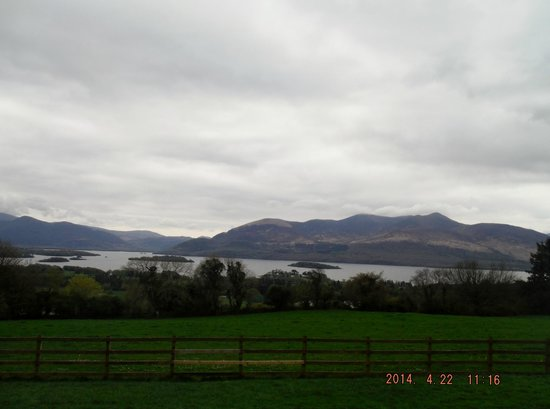Aghadoe Heights Hotel & Spa: Killarney lakes2
