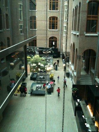 Conservatorium Hotel: prachtige lobby