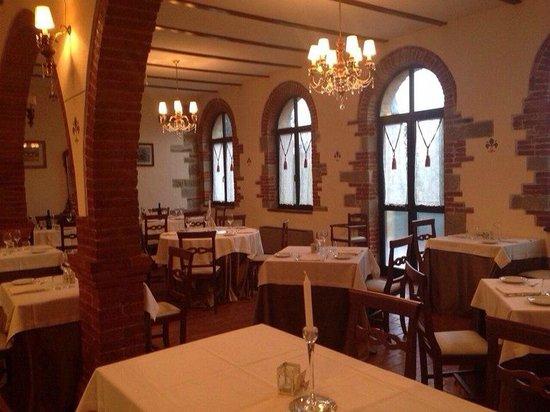 Villa Schiatti: Ресторан