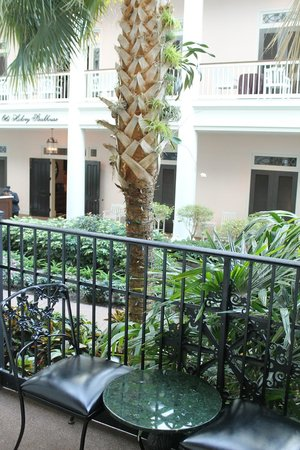 Gaylord Opryland Resort & Convention Center : another view from the room
