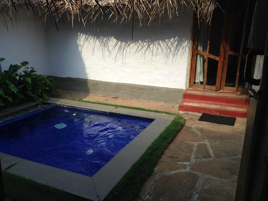Evolve Back, Kabini: Private Jacuzzi