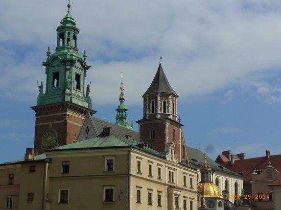 Wawel Royal Castle: The Royal Castle