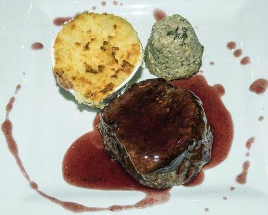 Giorgio's Wine Restaurant: Beef Tenderloin