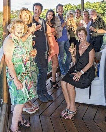 Giorgio's Wine Restaurant: Birthday Friends