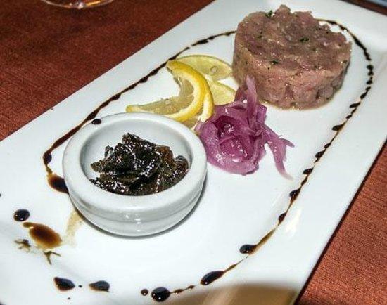 Giorgio's Wine Restaurant : Tuna Tartare