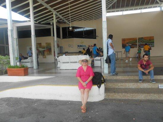 SunSol Isla Caribe : Lobby do Hotel