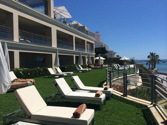 Vincci Seleccion Aleysa Hotel Boutique & Spa: garden area