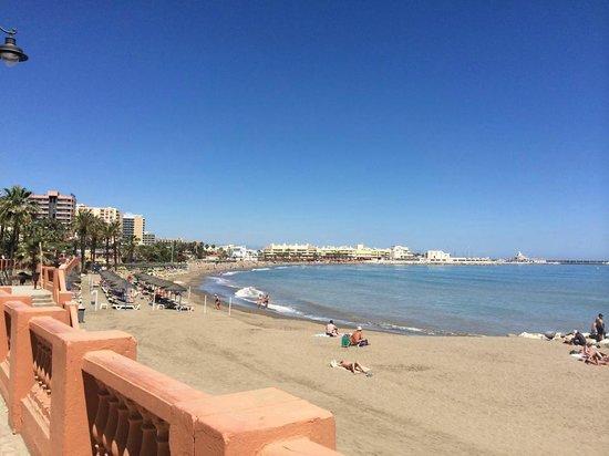 Vincci Seleccion Aleysa Hotel Boutique & Spa: beach