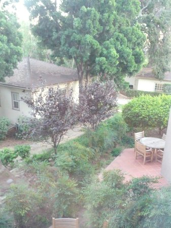 The Langham Huntington, Pasadena, Los Angeles: View from the room