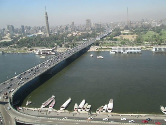 Ramses Hilton : Nile View