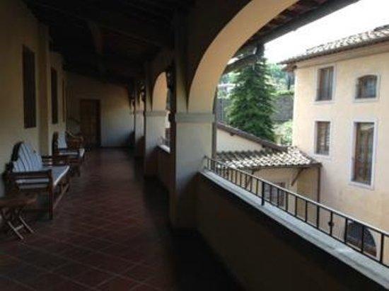 Hotel Villa Casagrande: Camera esterno
