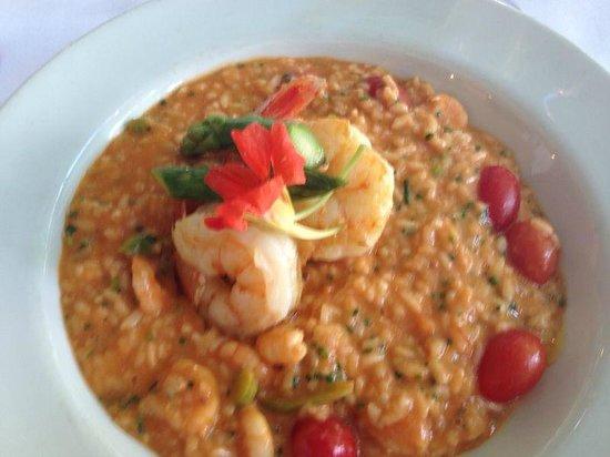 Restaurante Atlantico : Risoto de camarão VG