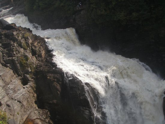 Quebec Experience : Canyon Rapids