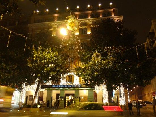 Grand Hotel Via Veneto: отель