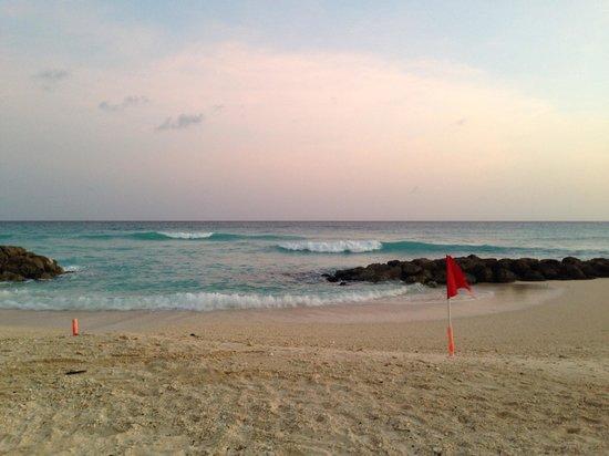 Ocean Two Resort & Residences: Fim do dia