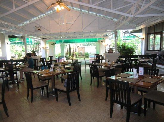 Eurasia Chiang Mai Hotel: breakfast room