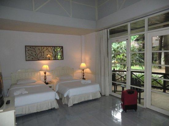 Eurasia Chiang Mai Hotel: nice cottage room