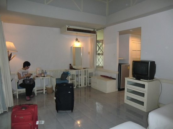 Eurasia Chiang Mai Hotel : nice cottage room