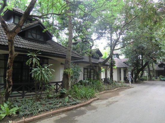 Eurasia Chiang Mai Hotel: nice cottage