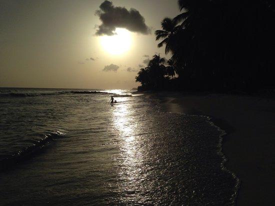 Ocean Two Resort & Residences: Por do sol