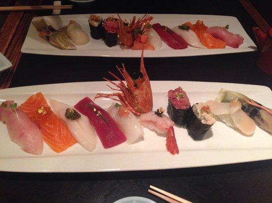 Sushi Omakase Picture Of Katsu Japanese Restaurant