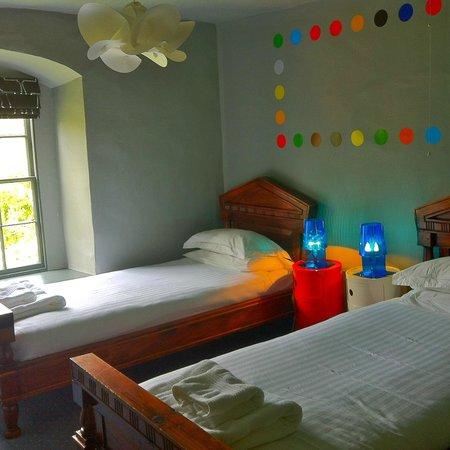 Hammet House : children's bedroom