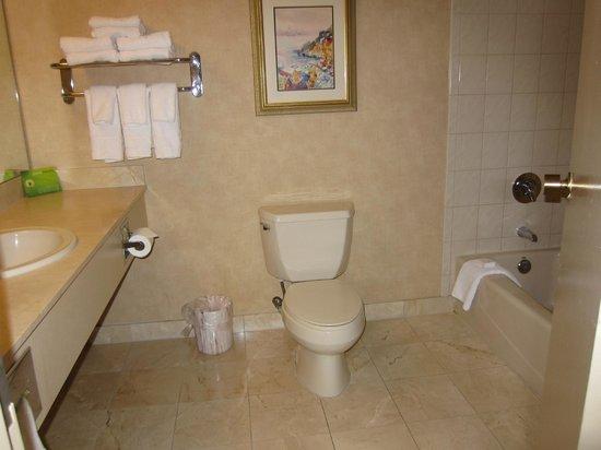 Harrah's Las Vegas: Bathroom