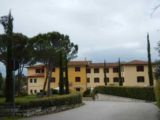 Terme di San Giovanni Rapolano: Hotel stabilimento termale