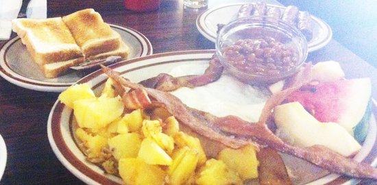 Golden Diner Family Restaurant: Breakfast