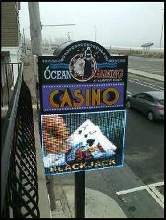 แฮมพ์ตัน, นิวแฮมป์เชียร์: Ocean Gaming Hampton Beach