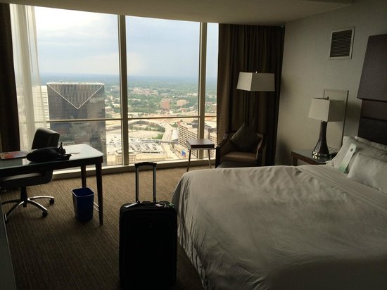 The Westin Peachtree Plaza: Room 5318